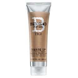 TIGI Bed Head B for Men Charge Up Thickening Conditioner - Кондиционер для нормальных и тонких волос 200 мл