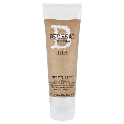 TIGI Bed Head B for Men  Wise Up Scalp Shampoo - Детокс-шампунь для мужчин 250 мл