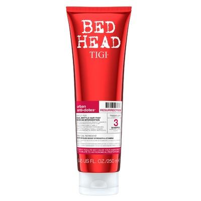 TIGI Bed Head Urban Anti+dotes Resurrection - Шампунь для сильно поврежденных волос уровень 3 250 мл