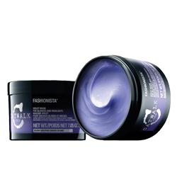 Tigi Catwalk Fashionista Violet Mask For Blondes And Highlights - Восстанавливающая маска для коррекции цвета осветленных волос 200 мл