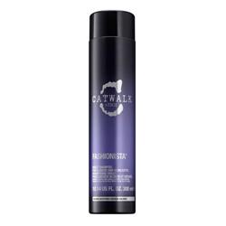 TIGI Catwalk Fashionista Violet Shampoo - Шампунь для коррекции цвета осветленных волос 300 мл