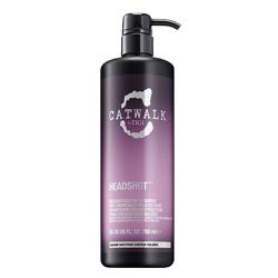 TIGI Catwalk Headshot Shampoo - Шампунь для восстановления поврежденных волос 750 мл