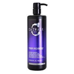 TIGI Catwalk Your Highness  Shampoo - Шампунь для придания объема волосам 750 мл