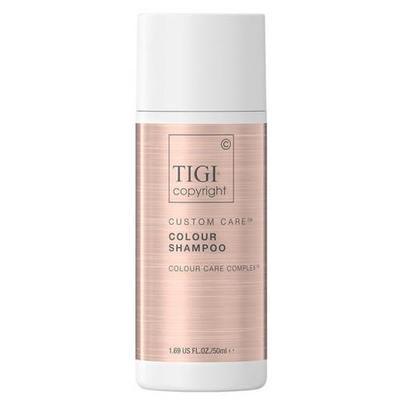 TIGI Copyright Care™ Colour Shampoo - Шампунь для окрашенных волос бессульфатный 50 мл