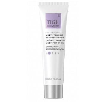 TIGI Copyright Care™ Multi Tasking Styling Cream - Многофункциональный крем для укладки волос 100 мл