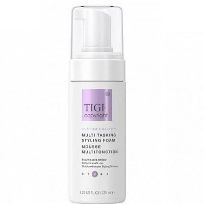 TIGI Copyright Care™ Multi Tasking Styling Foam - Многофункциональный мусс для укладки волос 125 мл