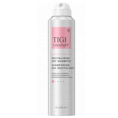 TIGI Copyright Care™ Revitalising Dry Shampoo - Сухой шампунь 250 мл