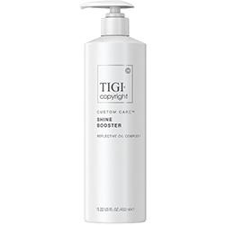 TIGI Copyright Care™ Shine Booster - Концентрированный крем-бустер для волос, усиливающий блеск 450 мл
