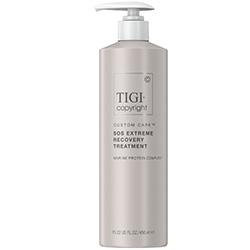 TIGI Copyright Care™ SOS Extreme Recovery Treatment - Профессиональная восстанавливающая сыворотка для экстремально поврежденных волос 450 мл