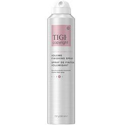 TIGI Copyright Care™ Volume Finishing Hairspray - Финишный лак для сохраненияобъема волос 300 мл