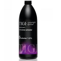 Tigi Copyright Colour Activators - Крем-проявитель Activator 1.5 % (5 vol) 1000 мл