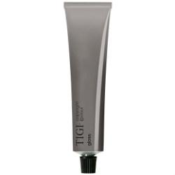 Tigi Copyright Colour Gloss 55/66 - Тонирующая крем-краска интенсивный светло-коричневый насыщенно-красный 60 мл