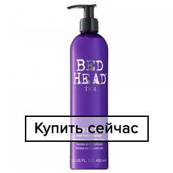 TIGI Bed Head Dumb Blonde Voilet Toning Shampoo