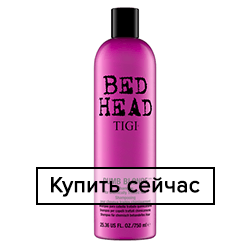TIGI Bed Head Colour Dumb Blonde Shampoo